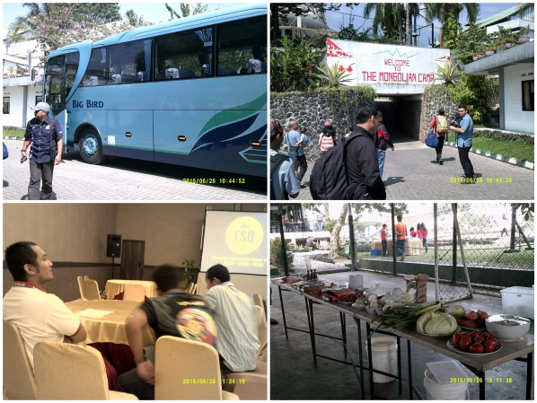 Fun Camp Honda Bogor