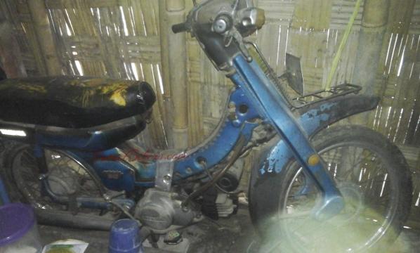 Yamaha buil-up v80