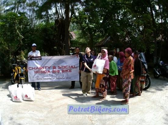Honda Big Bike Charity & Social