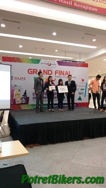 Entrepreneur Idea Competition 2