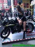 Honda Ladies Seksy