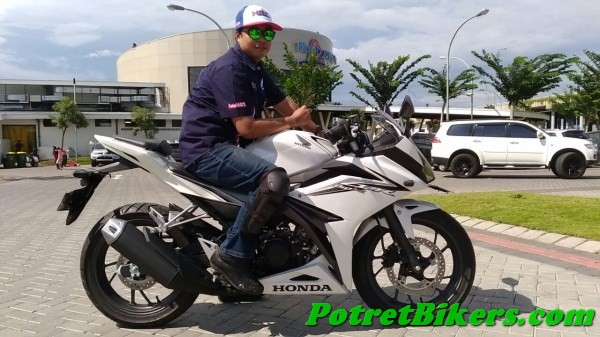 Honda All New CBR 150 R