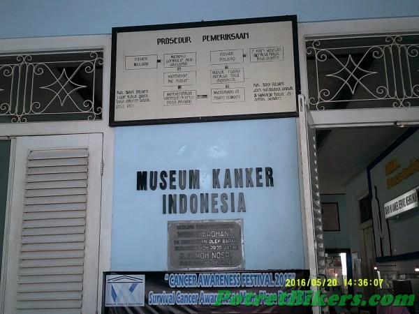 Museum kanker Indonesia