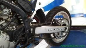 Arm Supermoto 250