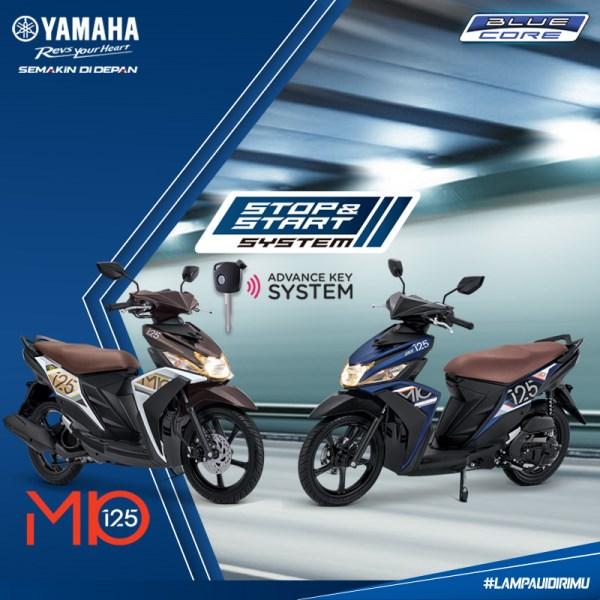Yamaha Mio M3 125 SSS