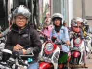 City Touring Bareng All New Fino 125 Blue Core (5)