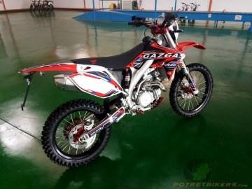 GazGas GXE 450 3