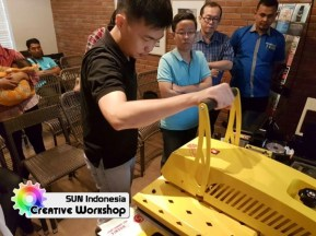 SUN Indonesia Creative Workshop 2