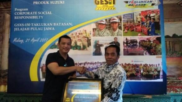 Donasi CSR