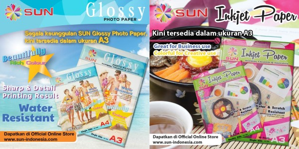Sun Profesional Silk Photo Paper 1