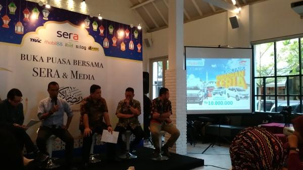 Buka Puasa Bersama SERA & MEDIA 2017 (18)