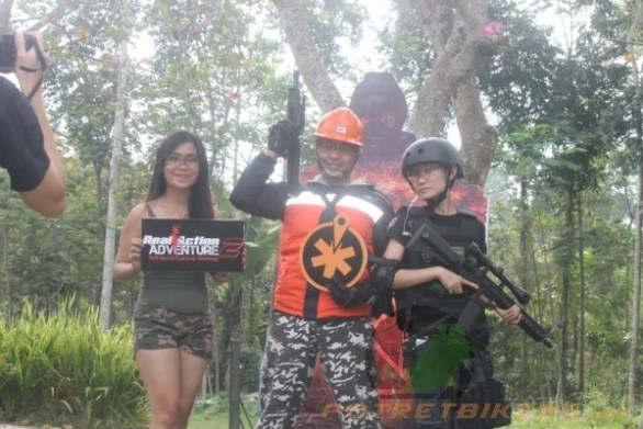 REAL ACTION 2 SUN INDONESIA - 2017 (500)