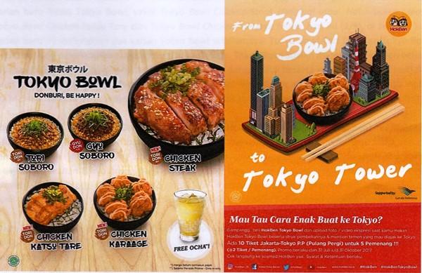 Tokyo Bowl - HokBen