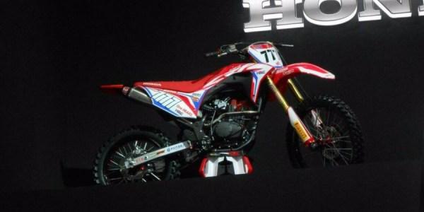 Honda CRF 150 - 2017 (1)