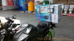 All New Honda CB150R Stallion Black 2