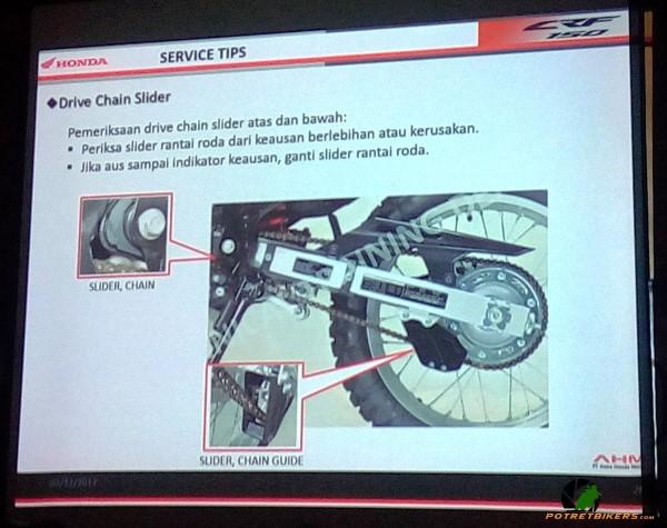 All New Honda CRF150L - 2017 (153)
