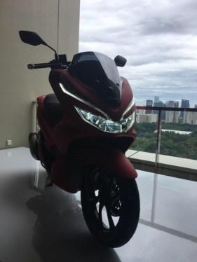 All New Honda PCX 150 Produksi Lokal (4)