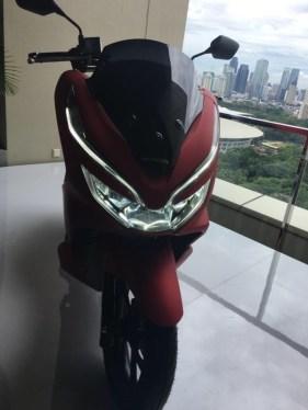 All New Honda PCX 150 Produksi Lokal (9)
