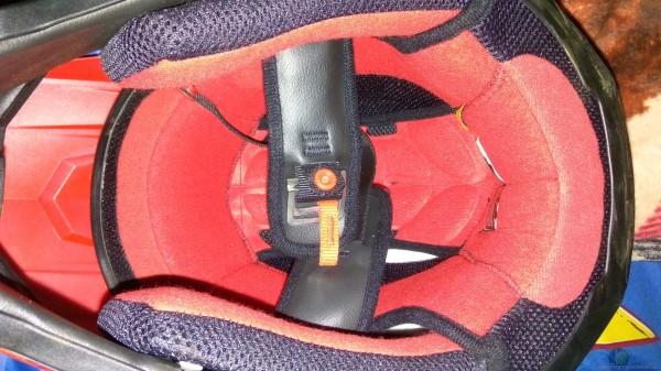 Helm CRF150L asli (4)