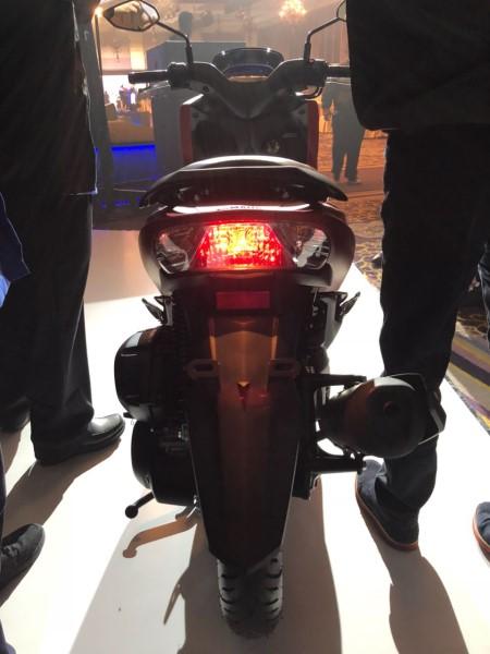 Yamaha Lexi 125 - 2018