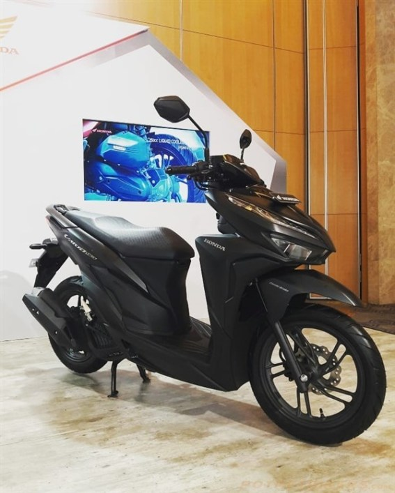All New VARIO 150 facelift - 2018 (5)