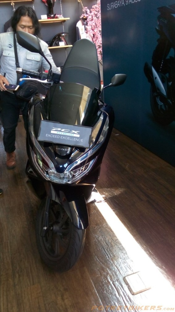 All New Honda PCX Hybrid (49)