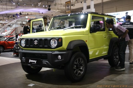 Gaikindo Indonesia International Auto Show (GIIAS) 2018 (121)
