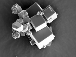 microscopic cryltal