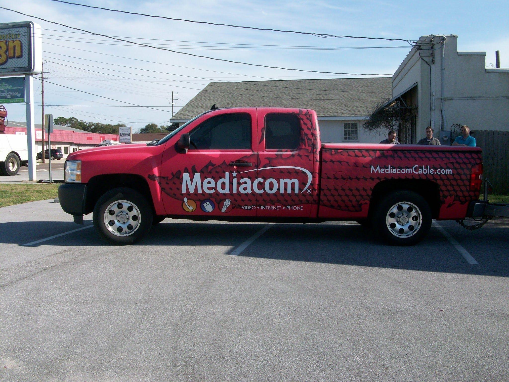 Mediacom Threatens 'Excessive Uploaders'