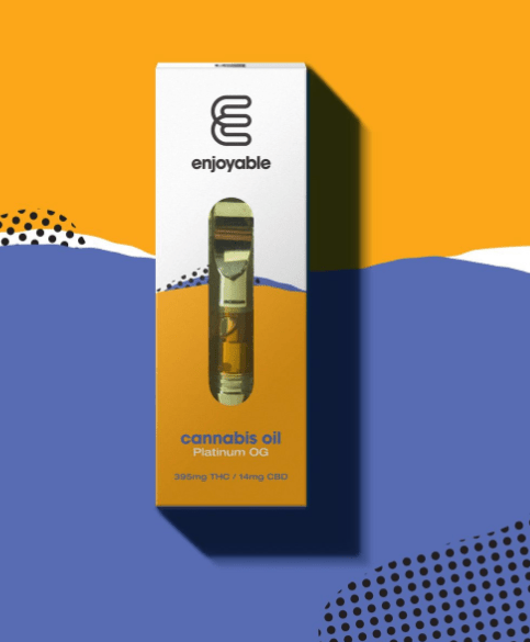 Platinum OG Enjoyable Cartridge