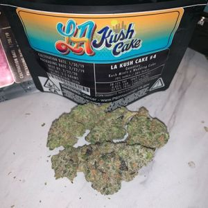 Jungle Boys LA Kush Cake