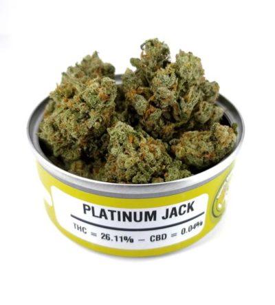 Space Monkey Meds Platinum Jack