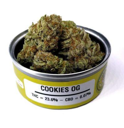 Space Monkey Meds Cookies OG