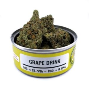 Space Monkey Meds Grape Drink