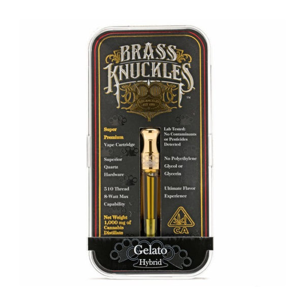Brass knuckles Gelato