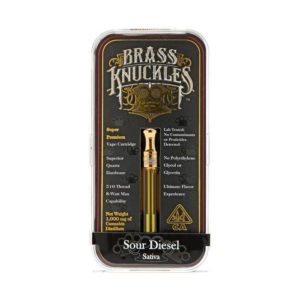 Brass knuckles Sour Diesel