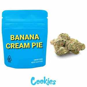 Banana Cream Pie Cookies