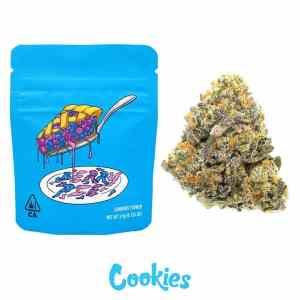 Berry Pie Cookies