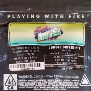 Jungle Boys Jungle Driver #12