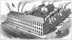 Ott & Brewer Etruria Works