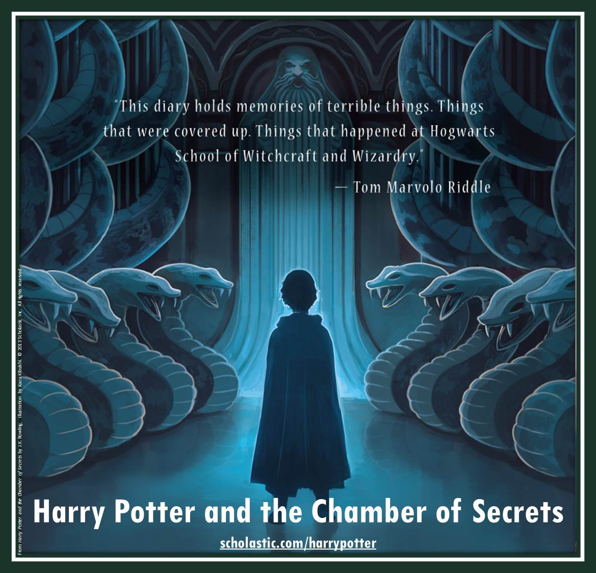 Back Covers Of New Scholastic Harry Potter Editions
