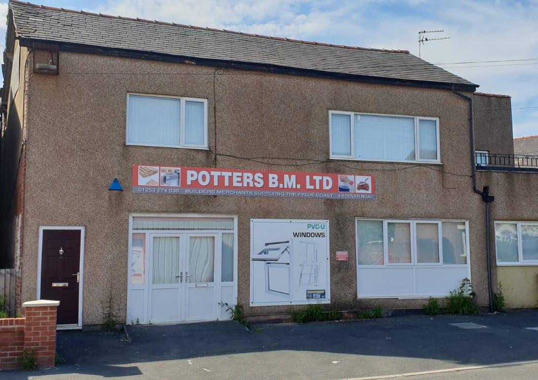 Potters Builders Store