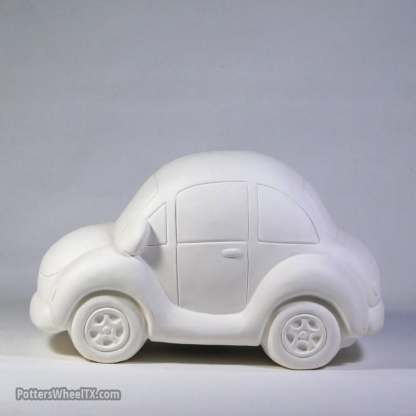Beetle Bug Car - Left View