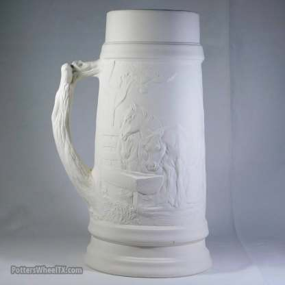 Clydesdale Stein - Right