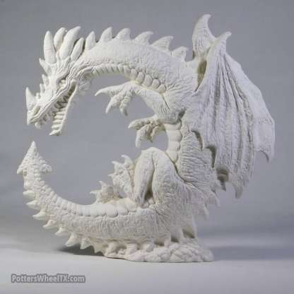 Crescent Dragon - Left View