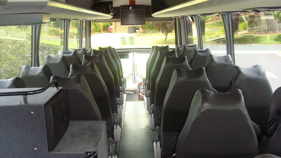Coach Interior No 2
