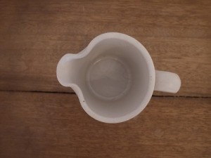 Small Cream Jug 009 7