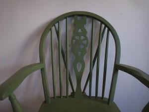 chair green05