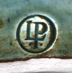 Lotus Pottery mark