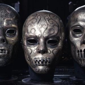 Ovládněte temná umění tento Halloween v londýnských studiích Warner Bros.